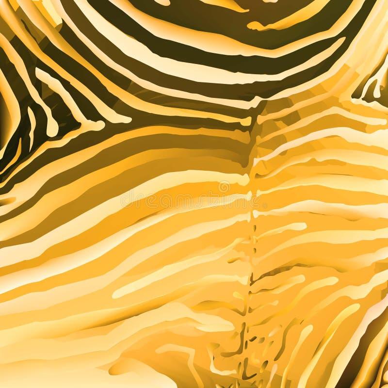 διάνυσμα το αφρικανικό ζωικό άλογο ανασκόπησης μοιάζει με το ριγωτό τύπο που με ραβδώσεις διανυσματική απεικόνιση