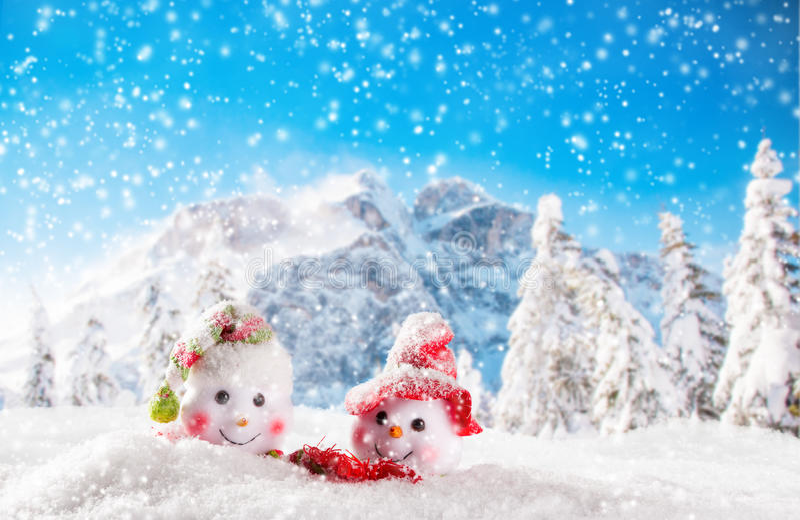 Download διάνυσμα χιονανθρώπων απεικόνισης Χριστουγέννων ανασκόπησης Απεικόνιση αποθεμάτων - εικονογραφία από placeholder, χαιρετισμός: 62705662