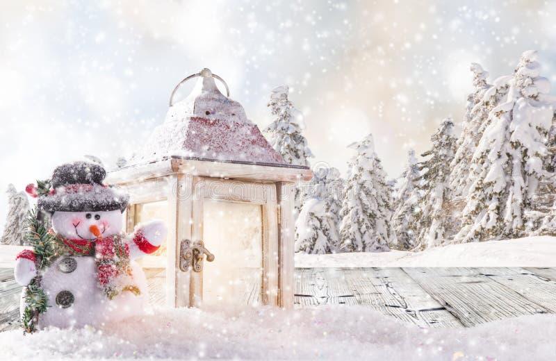 Download διάνυσμα χιονανθρώπων απεικόνισης Χριστουγέννων ανασκόπησης Απεικόνιση αποθεμάτων - εικονογραφία από νιφάδα, κρύο: 62705704