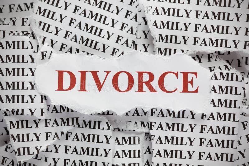 διαζύγιο στοκ εικόνα