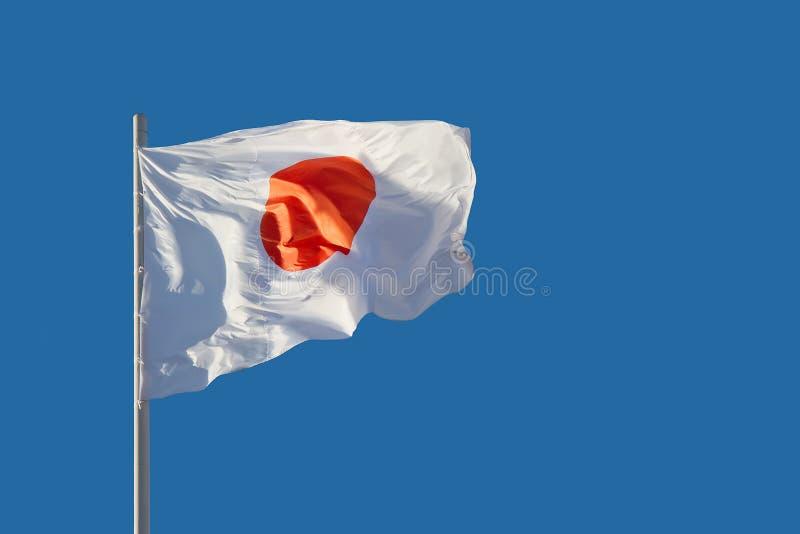 διαθέσιμο διάνυσμα ύφους της Ιαπωνίας γυαλιού σημαιών στοκ εικόνα με δικαίωμα ελεύθερης χρήσης