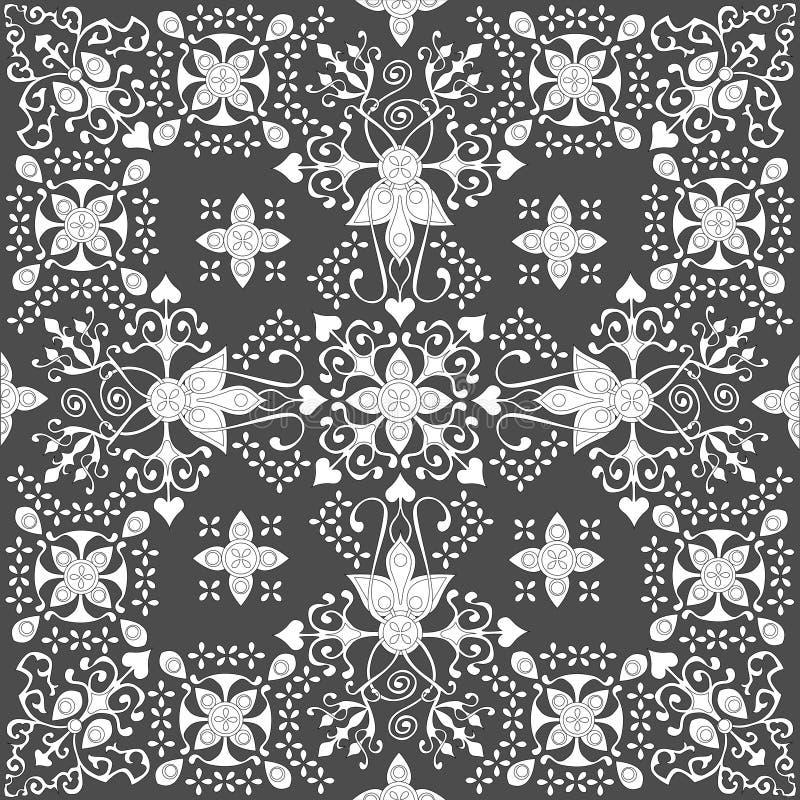 διακοσμητικός τρύγος στ&o Ισλάμ, Αραβικά, Ινδός, Τούρκος, PA απεικόνιση αποθεμάτων