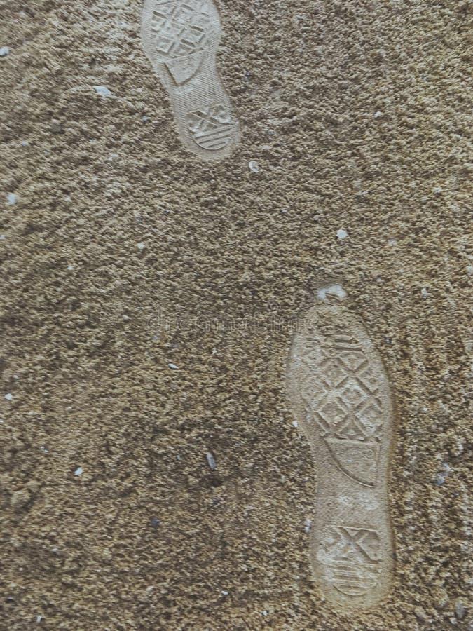 διανυσματικό περπάτημα βημάτων διαδικασίας απεικόνισης ποδιών στοκ εικόνες