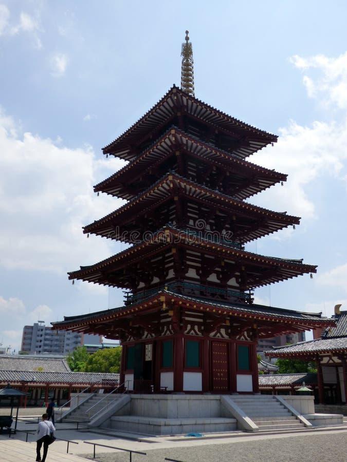 Ιαπωνία Οζάκα E στοκ εικόνα με δικαίωμα ελεύθερης χρήσης
