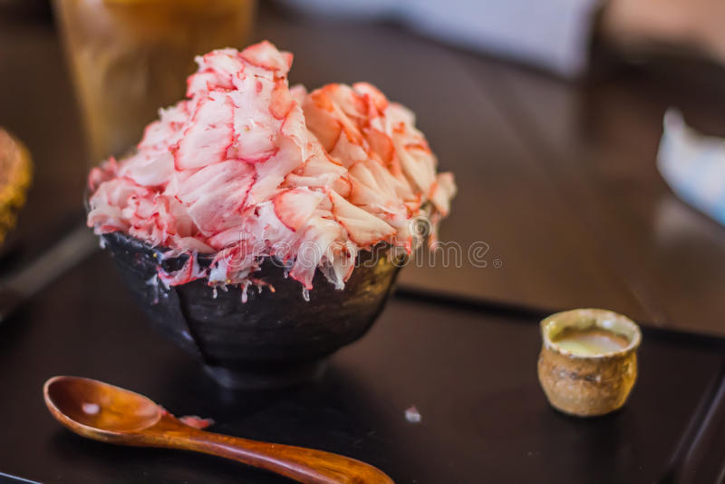 ιαπωνικά γλυκά στοκ φωτογραφία