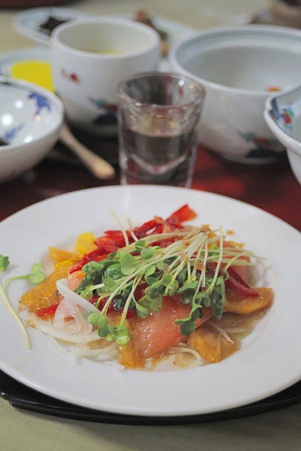 Ιαπωνικά τρόφιμα, susi, ψημένο στη σχάρα χέλι στο ρύζι στοκ φωτογραφίες με δικαίωμα ελεύθερης χρήσης