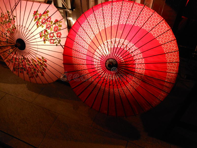 Download Ιαπωνική ομπρέλα ύφους στοκ εικόνες. εικόνα από ομπρέλα - 62713362