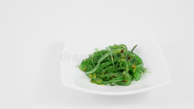 Download Ιαπωνική σαλάτα φυκιών στοκ εικόνα. εικόνα από νόστιμος - 62715175