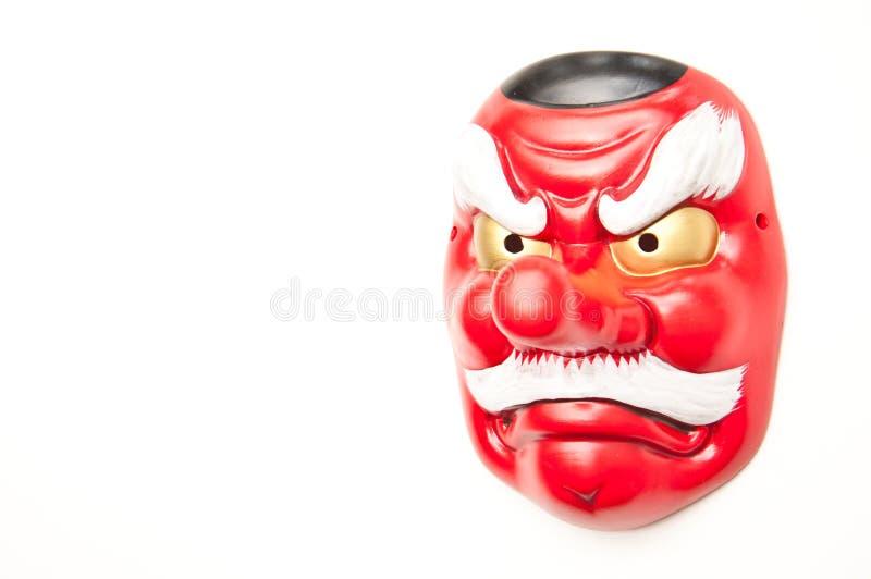 Ιαπωνικός δαίμονας μάσκα-Tengu στοκ φωτογραφίες