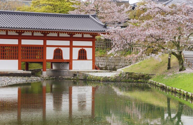 Ιαπωνικός κήπος σε Uji, Κιότο, Ιαπωνία στοκ εικόνες