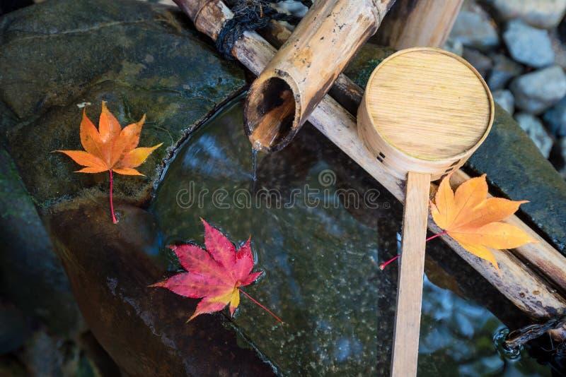 Ιαπωνικός κήπος zen για την ισορροπία χαλάρωσης στοκ φωτογραφία με δικαίωμα ελεύθερης χρήσης