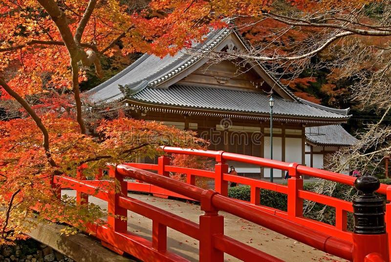 ιαπωνικός ναός στοκ φωτογραφία με δικαίωμα ελεύθερης χρήσης