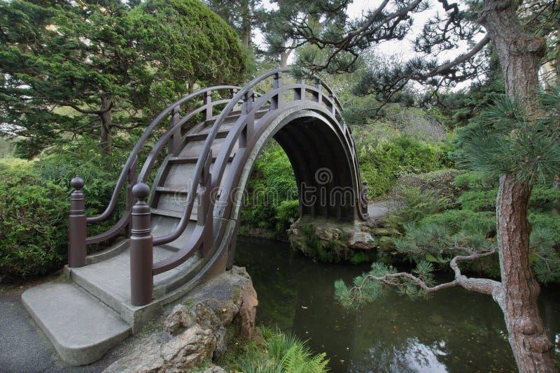 ιαπωνικός ξύλινος κήπων γ&epsilo στοκ φωτογραφία με δικαίωμα ελεύθερης χρήσης
