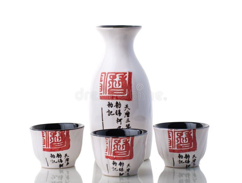 ιαπωνικό καθορισμένο ύφο&sigm στοκ εικόνες