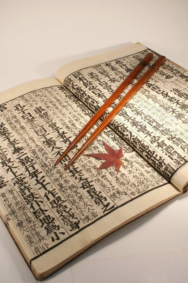 ιαπωνικό σύνολο στοκ φωτογραφία με δικαίωμα ελεύθερης χρήσης
