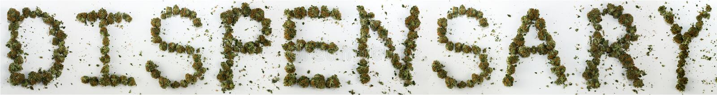 Ιατρείο που συλλαβίζουν με τη μαριχουάνα στοκ εικόνες με δικαίωμα ελεύθερης χρήσης