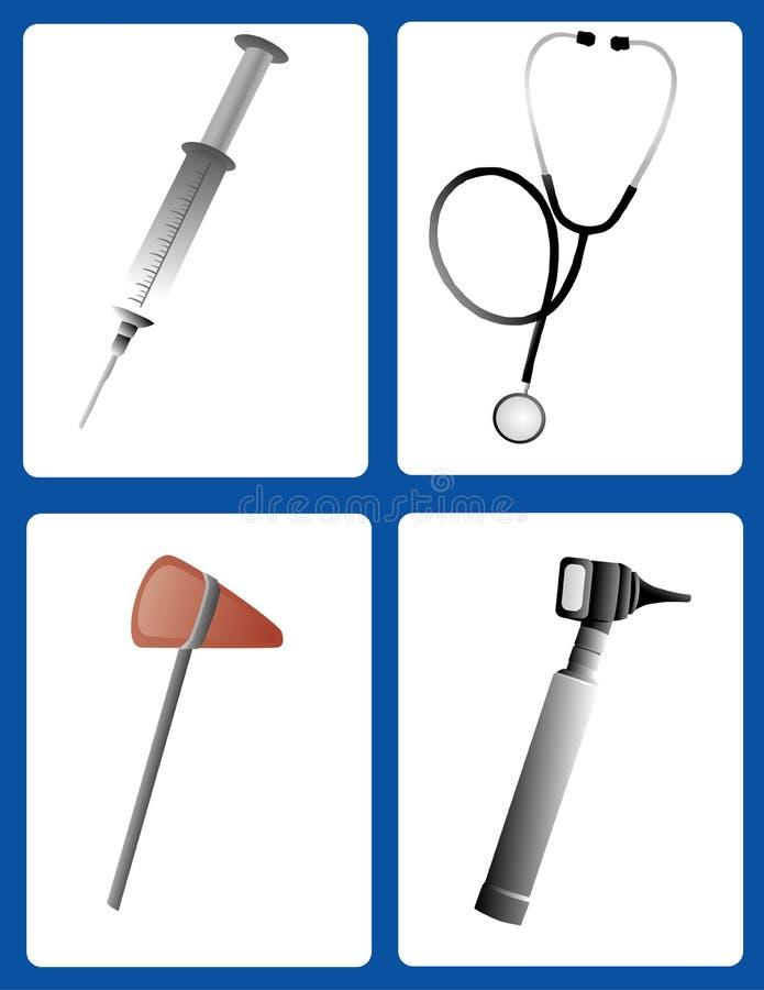 Download ιατρικά εργαλεία απεικόνιση αποθεμάτων. εικονογραφία από απεικόνιση - 1546113