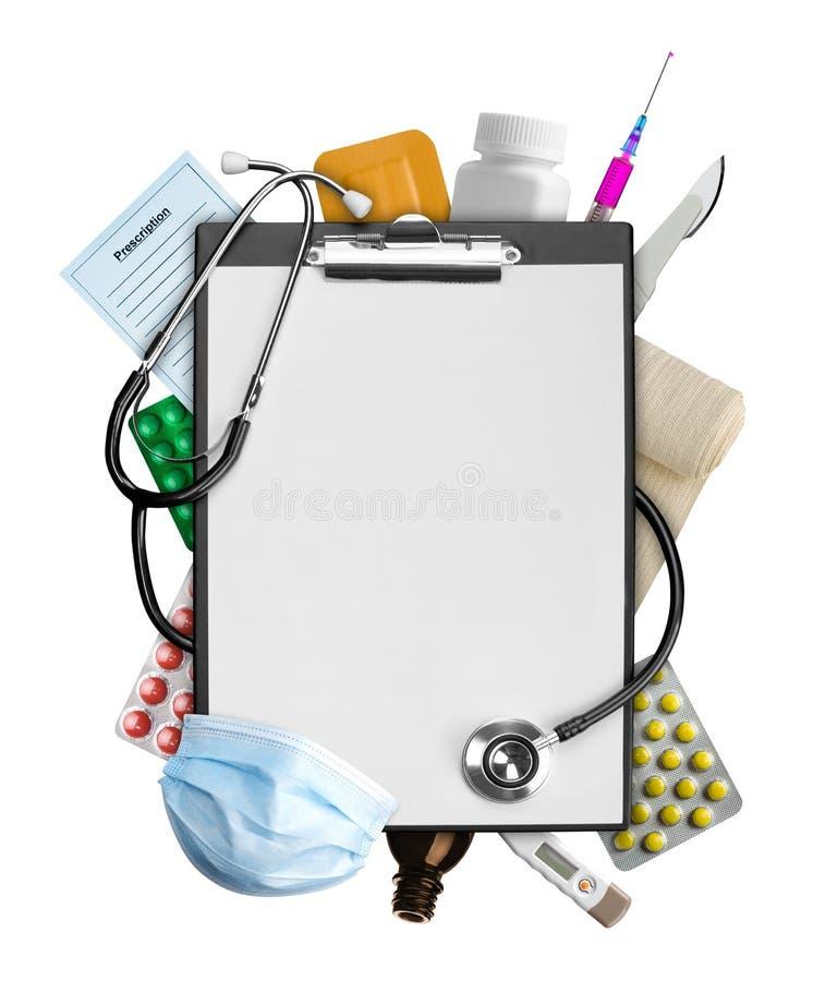 Ιατρικά εφόδια στοκ φωτογραφία με δικαίωμα ελεύθερης χρήσης