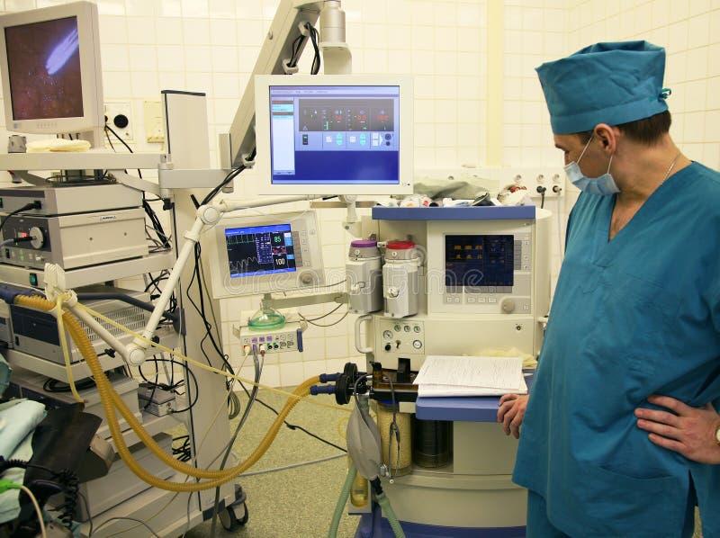 ιατρικά narcos συσκευών στοκ εικόνα με δικαίωμα ελεύθερης χρήσης