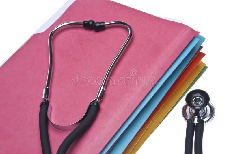 ιατρικές αναφορές έννοια&sigma στοκ εικόνες