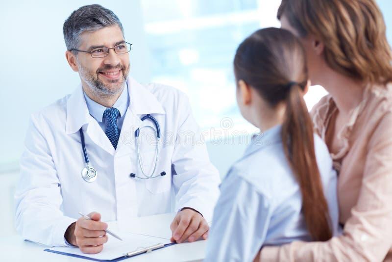 Ιατρικές διαβουλεύσεις στοκ εικόνες