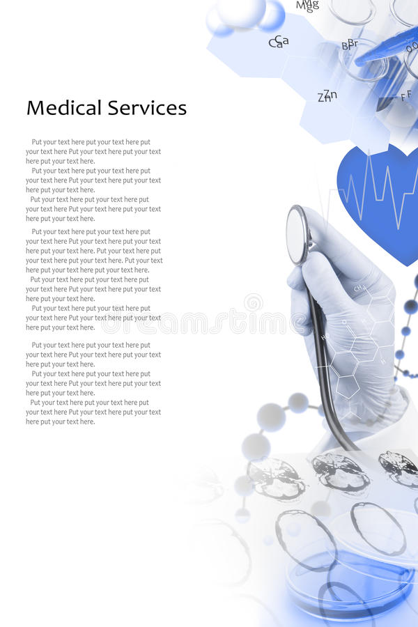 ιατρικές υπηρεσίες στοκ εικόνα