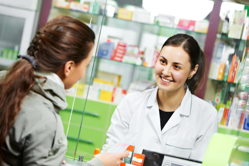 ιατρική αγορά φαρμακείων φ στοκ εικόνες