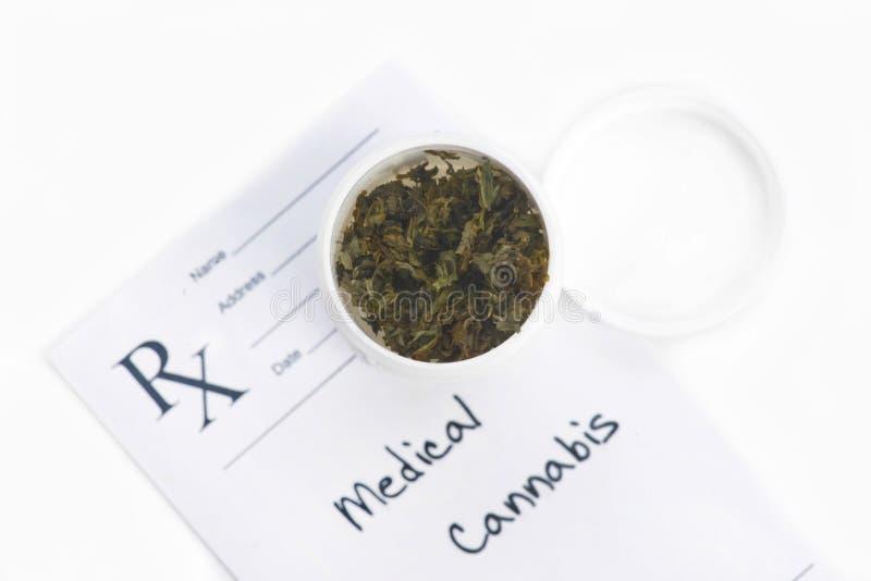 Ιατρική μαριχουάνα στοκ φωτογραφία