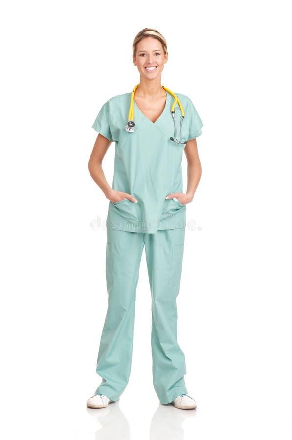 ιατρική νοσοκόμα στοκ φωτογραφία