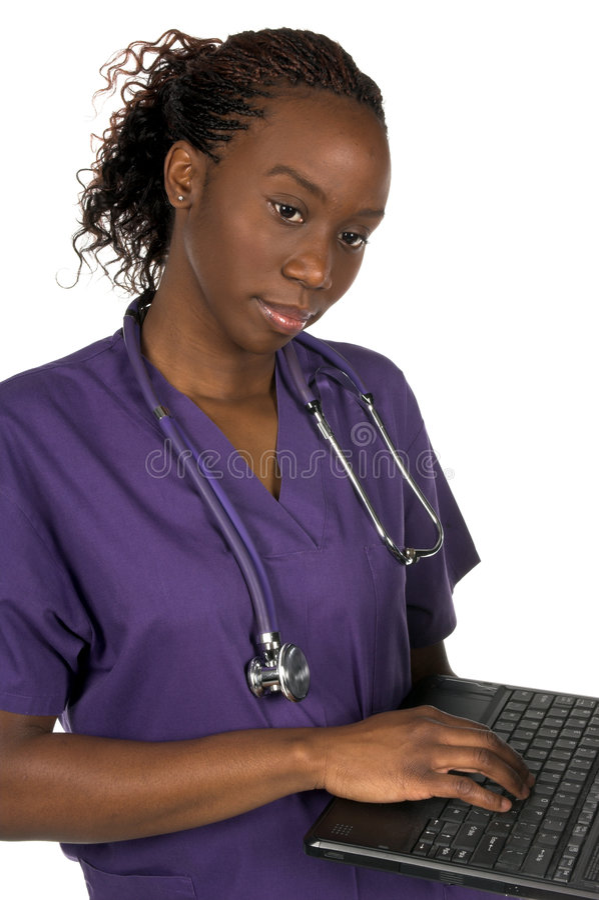ιατρική νοσοκόμα στοκ εικόνα με δικαίωμα ελεύθερης χρήσης