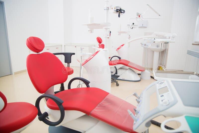 Ιατρική, στοματολογία, οδοντικό γραφείο κλινικών, ιατρικός εξοπλισμός για την οδοντιατρική στοκ φωτογραφία με δικαίωμα ελεύθερης χρήσης