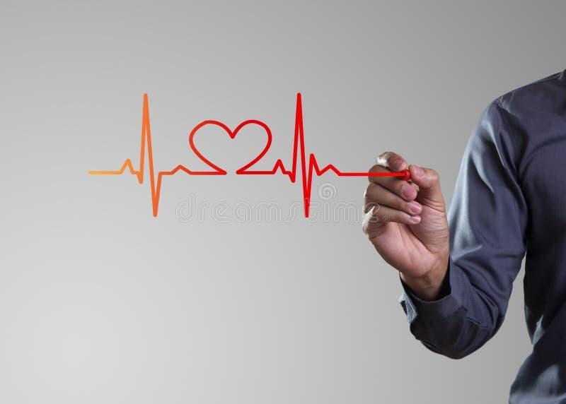 Ιατρική, σχέδιο χεριών στοκ εικόνα με δικαίωμα ελεύθερης χρήσης