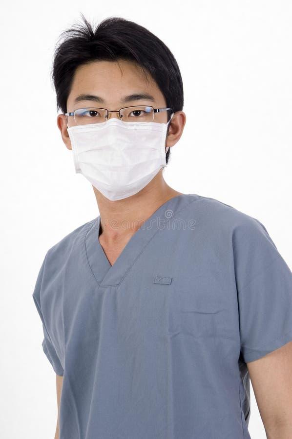 Ιατρικός βοηθός στοκ φωτογραφία με δικαίωμα ελεύθερης χρήσης