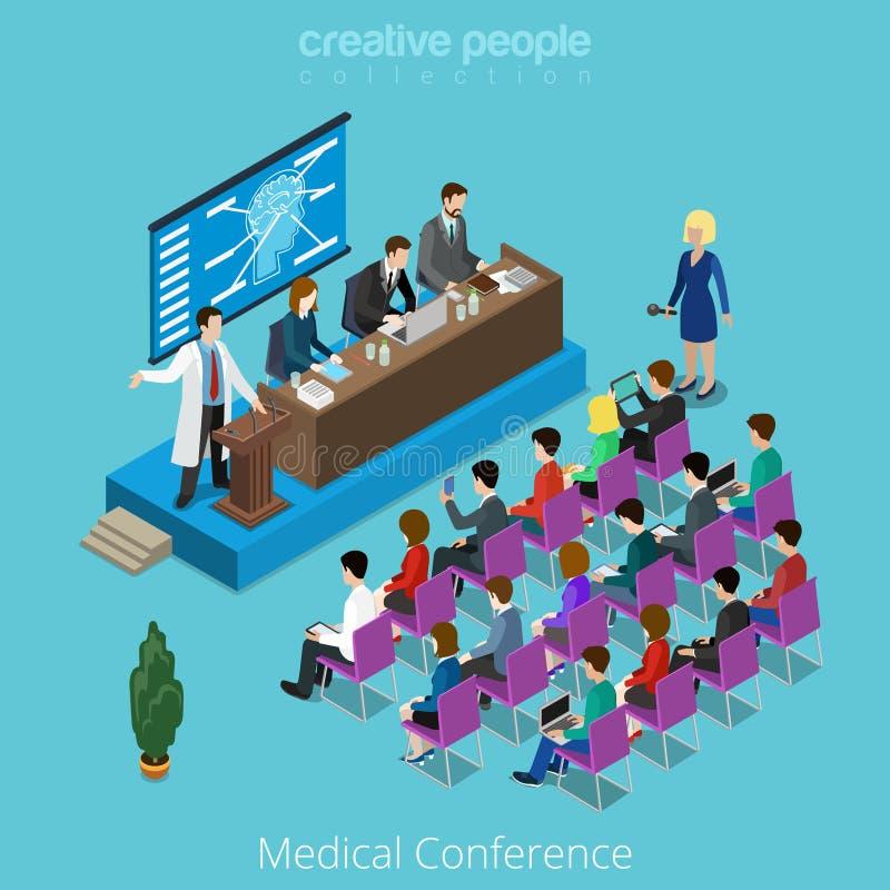 Ιατρικό διεθνές worldwid υγειονομικής περίθαλψης ιατρικής διανυσματική απεικόνιση