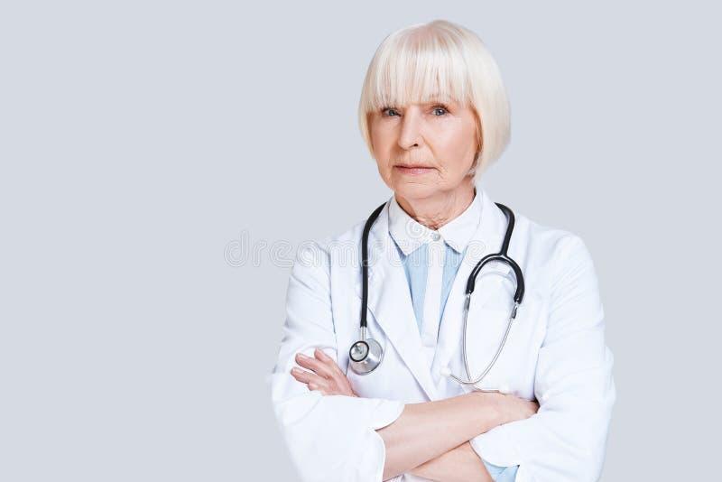 Ιατρός παθολόγος στοκ εικόνα με δικαίωμα ελεύθερης χρήσης