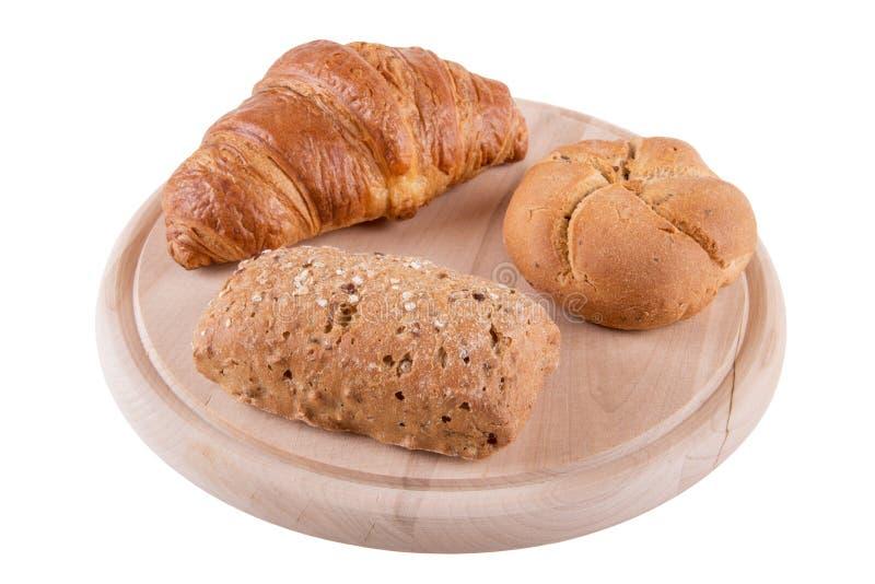 διαφορετικοί τύποι ψωμι&omic στοκ φωτογραφία με δικαίωμα ελεύθερης χρήσης