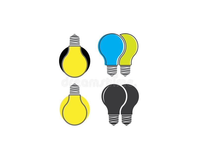 ιδέα βολβών, δημιουργικός, απεικόνιση έννοιας διανυσματική απεικόνιση