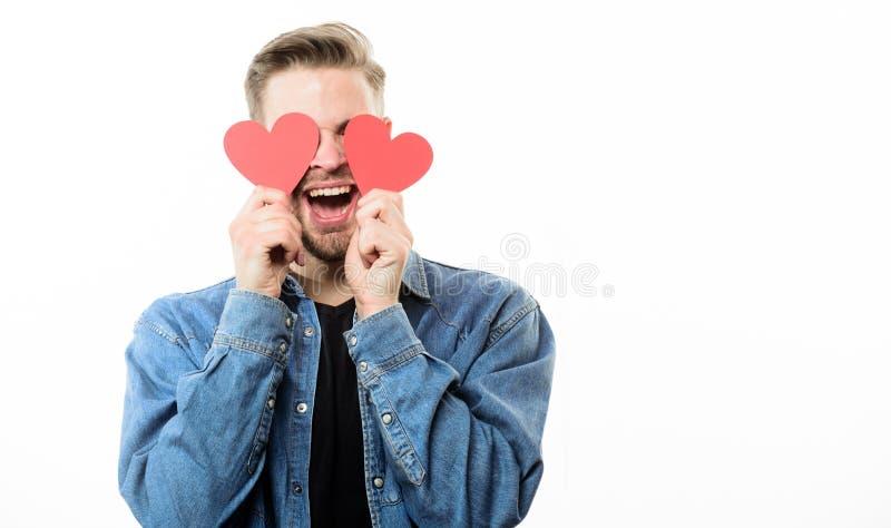 Ιδέες για τη ρομαντική ημέρα βαλεντίνων εορτασμού Ρομαντικό σύμβολο Ρομαντικός φαλλοκράτης Ο τύπος εκαλλώπισε καλά το λευκό καρδι στοκ εικόνες
