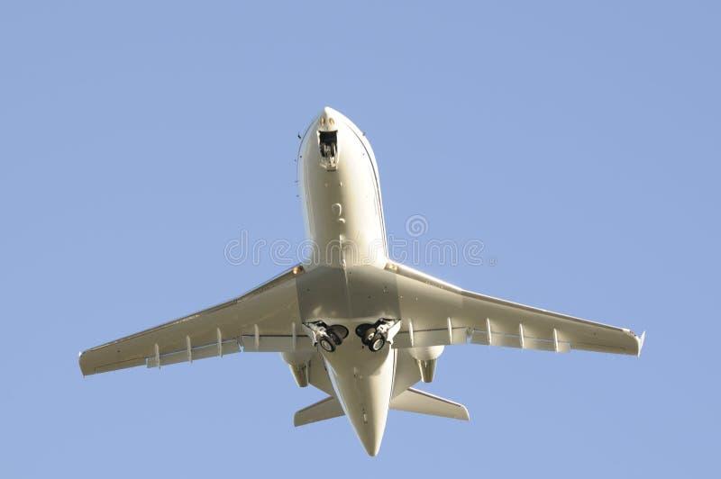 Ιδιωτικά αεροσκάφη αεριωθούμενων αεροπλάνων στοκ φωτογραφίες με δικαίωμα ελεύθερης χρήσης