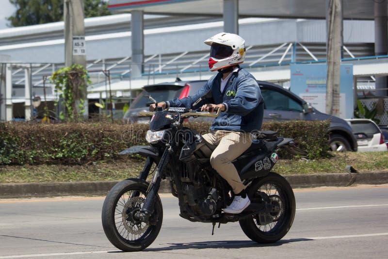 Ιδιωτική μοτοσικλέτα Bigbike Kawasaki στοκ φωτογραφία με δικαίωμα ελεύθερης χρήσης