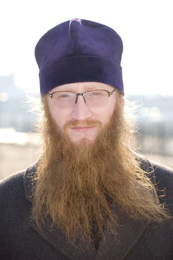ιερέας στοκ εικόνα με δικαίωμα ελεύθερης χρήσης