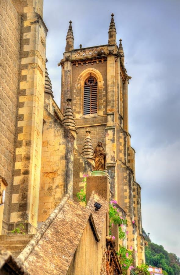 Ιερή εκκλησία καρδιών στο Γιβραλτάρ στοκ φωτογραφία με δικαίωμα ελεύθερης χρήσης