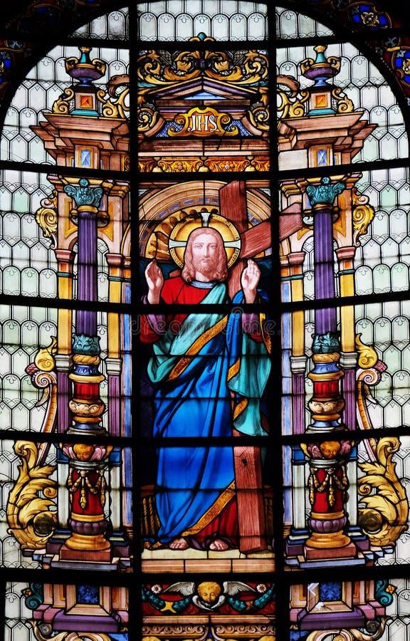 Ιερή καρδιά του Ιησού στοκ φωτογραφία με δικαίωμα ελεύθερης χρήσης