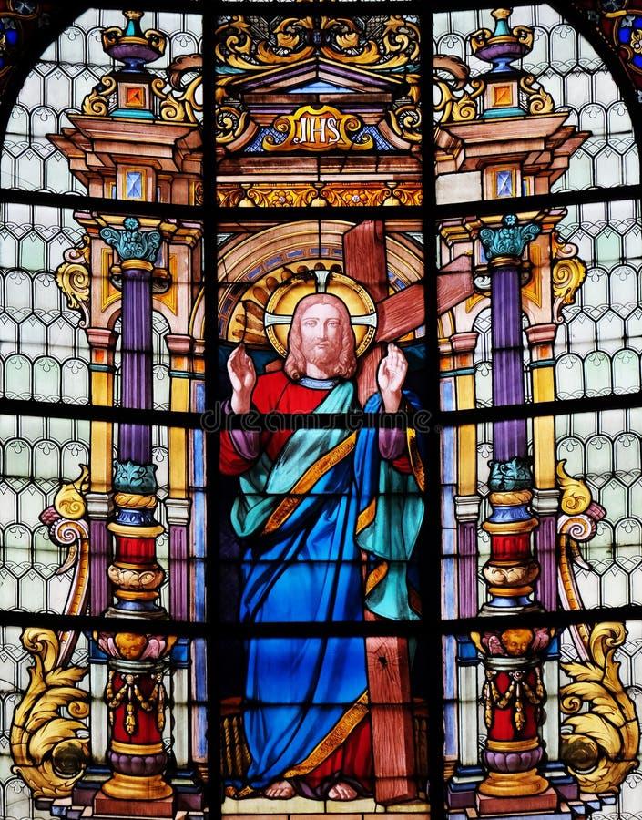 Ιερή καρδιά του Ιησού στοκ εικόνα με δικαίωμα ελεύθερης χρήσης