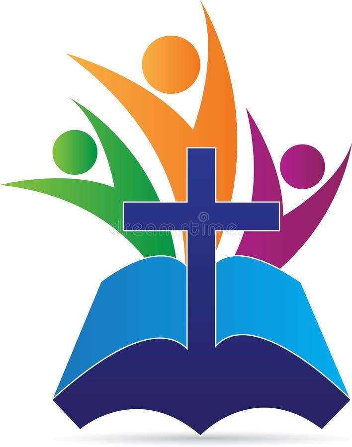 Ιεροί διαγώνιοι άνθρωποι Βίβλων ελεύθερη απεικόνιση δικαιώματος