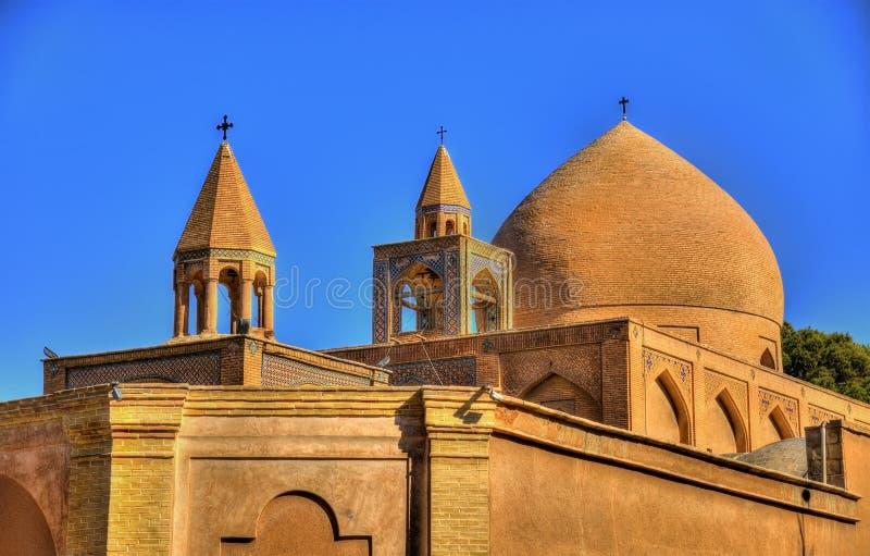 Ιερός καθεδρικός ναός Savior (καθεδρικός ναός Vank) στο Ισφαχάν στοκ φωτογραφία με δικαίωμα ελεύθερης χρήσης