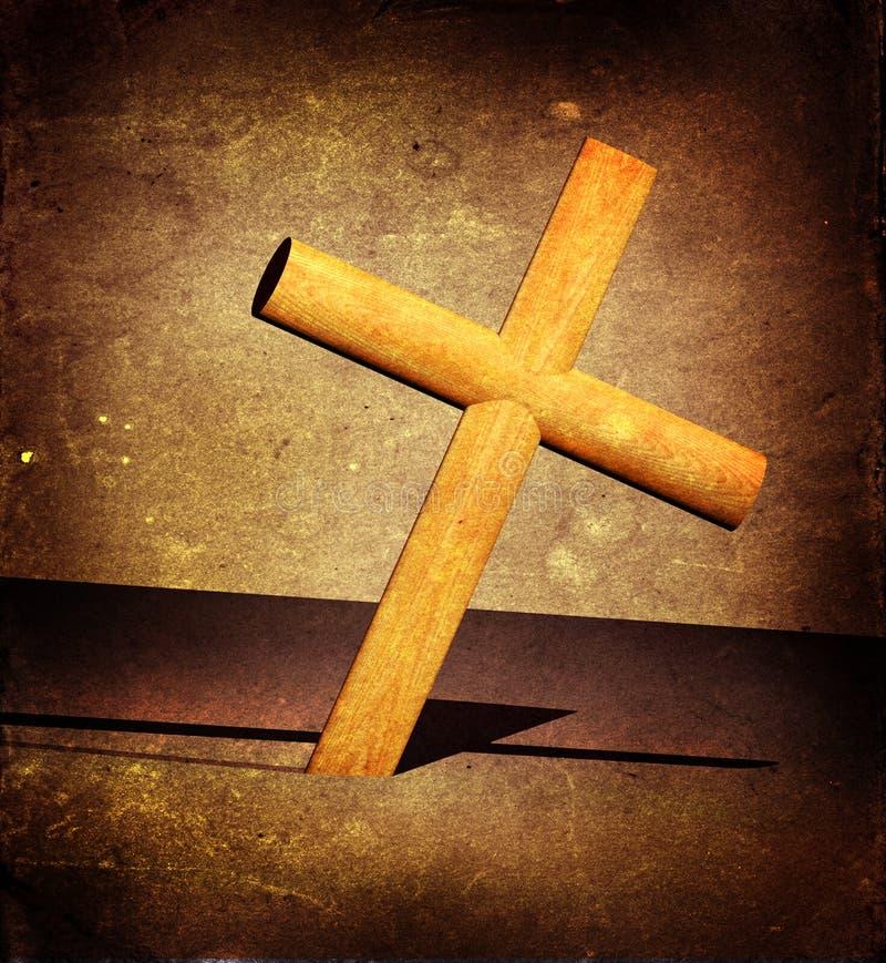 Ιερός σταυρός στοκ εικόνες με δικαίωμα ελεύθερης χρήσης