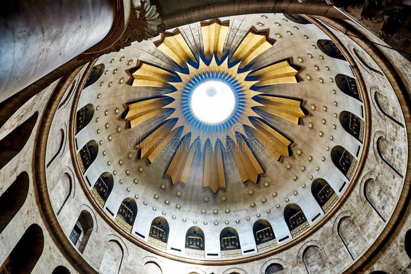 ιερός τάφος της Ιερουσα στοκ εικόνες με δικαίωμα ελεύθερης χρήσης