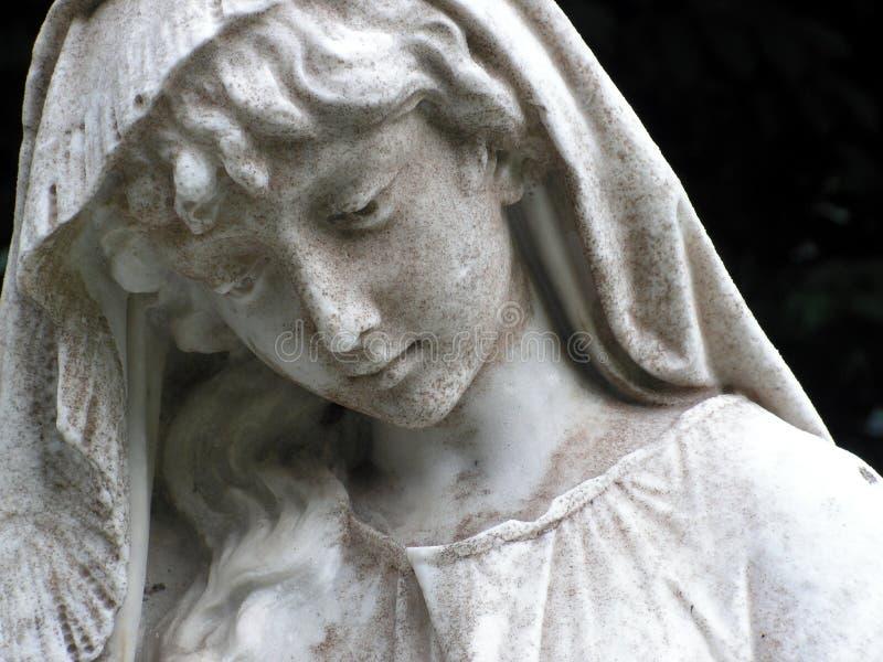 ιερό γυναικείο άγαλμα στοκ φωτογραφία με δικαίωμα ελεύθερης χρήσης