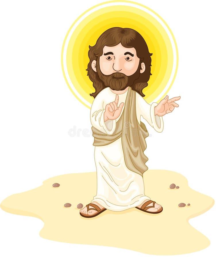 Ιησούς ελεύθερη απεικόνιση δικαιώματος